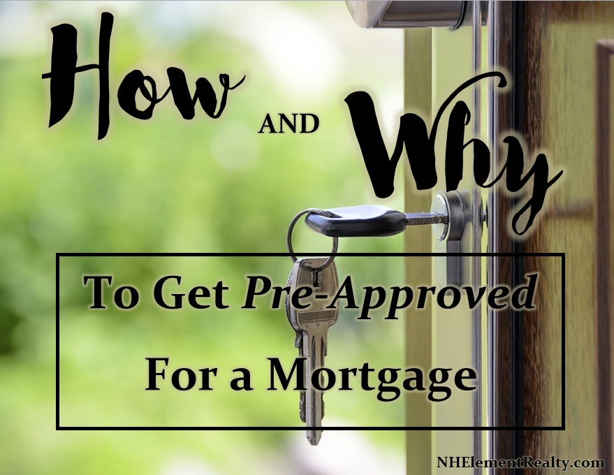How & Why To Get Pre-Approved